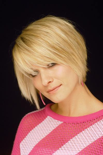 The Glamorous Cute Short To Medium Colored Hairstyles Picture