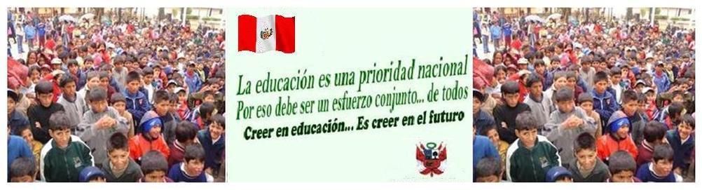 CREER EN EDUCACION