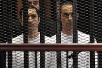 تأجيل محاكمة علاء وجمال مبارك في البورصة لـ 8 سبتبمر