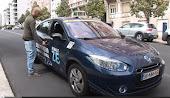 Táxis elétricos em Lisboa