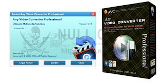 Any Video Converter Professional Crack + Serial Key Full Version Free Download