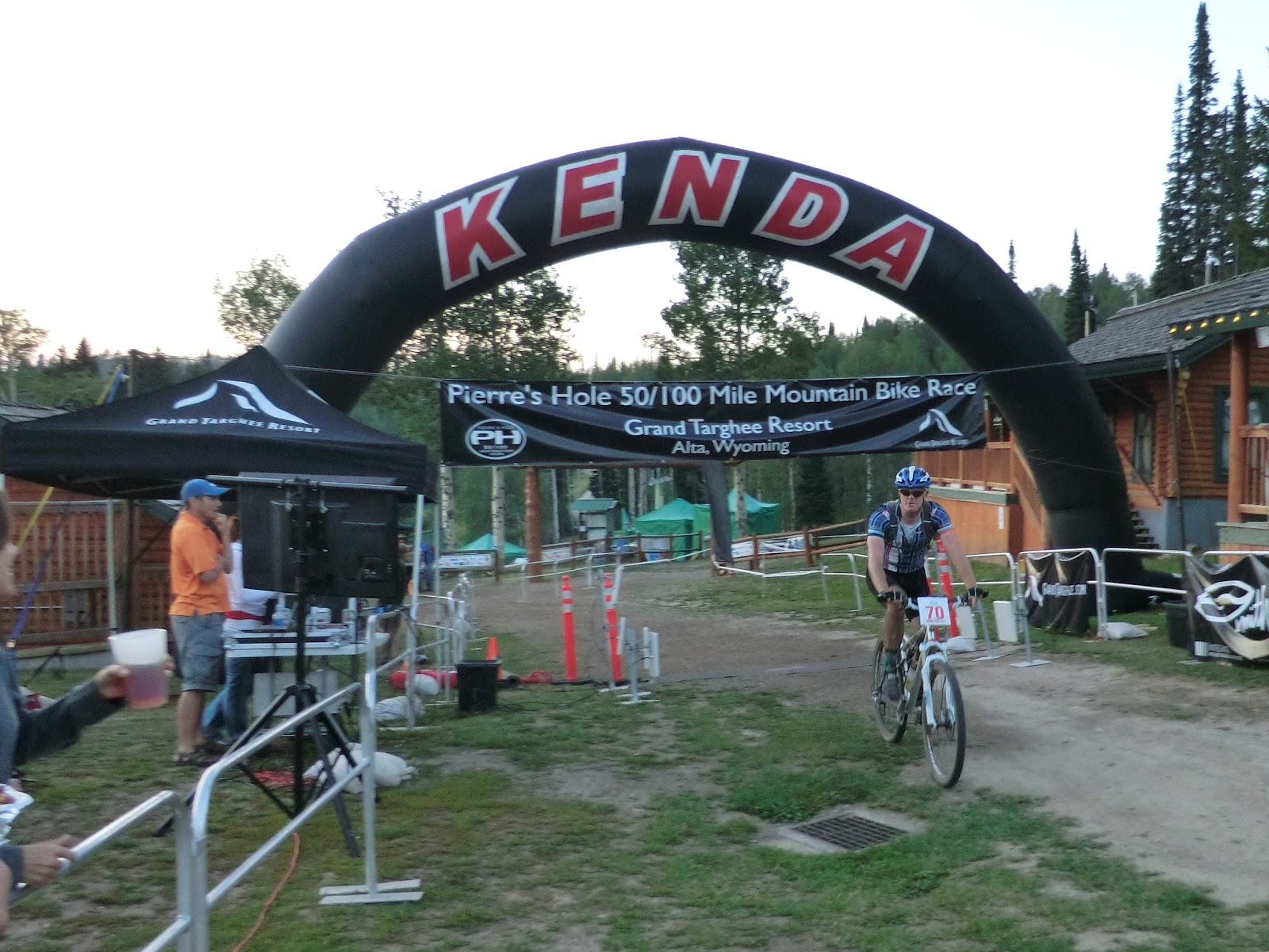 Married With Bikes Race Report Pierre S Hole 50 100 Mile