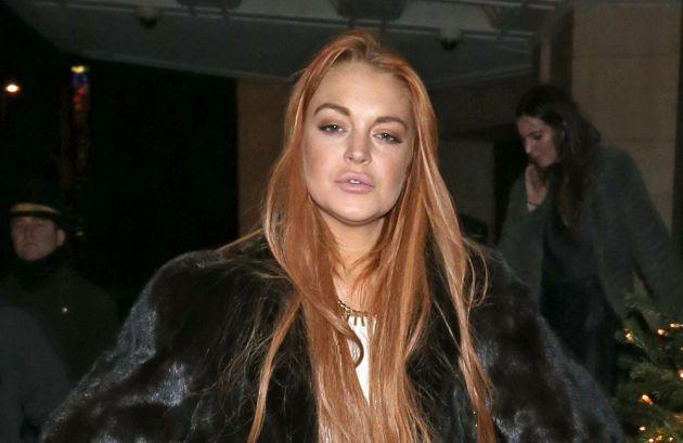 Lindsay Lohan American Young Actress Amp Pop Singer Cute