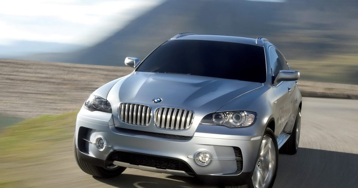 Best Cars Pictures Bmw X8