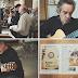 Reportage sur Jean Verly Luthier Lors du salon des métiers d'art de Nontron 2015