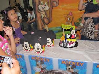 DECORACION MICKEY MOUSE 13 FIESTAS INFANTILES RECREACIONISTAS MEDELLIN
