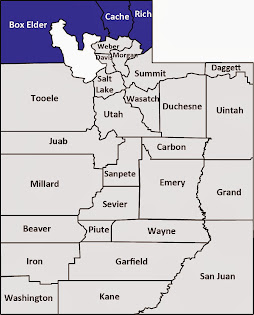Box Elder, Cache and Rich counties