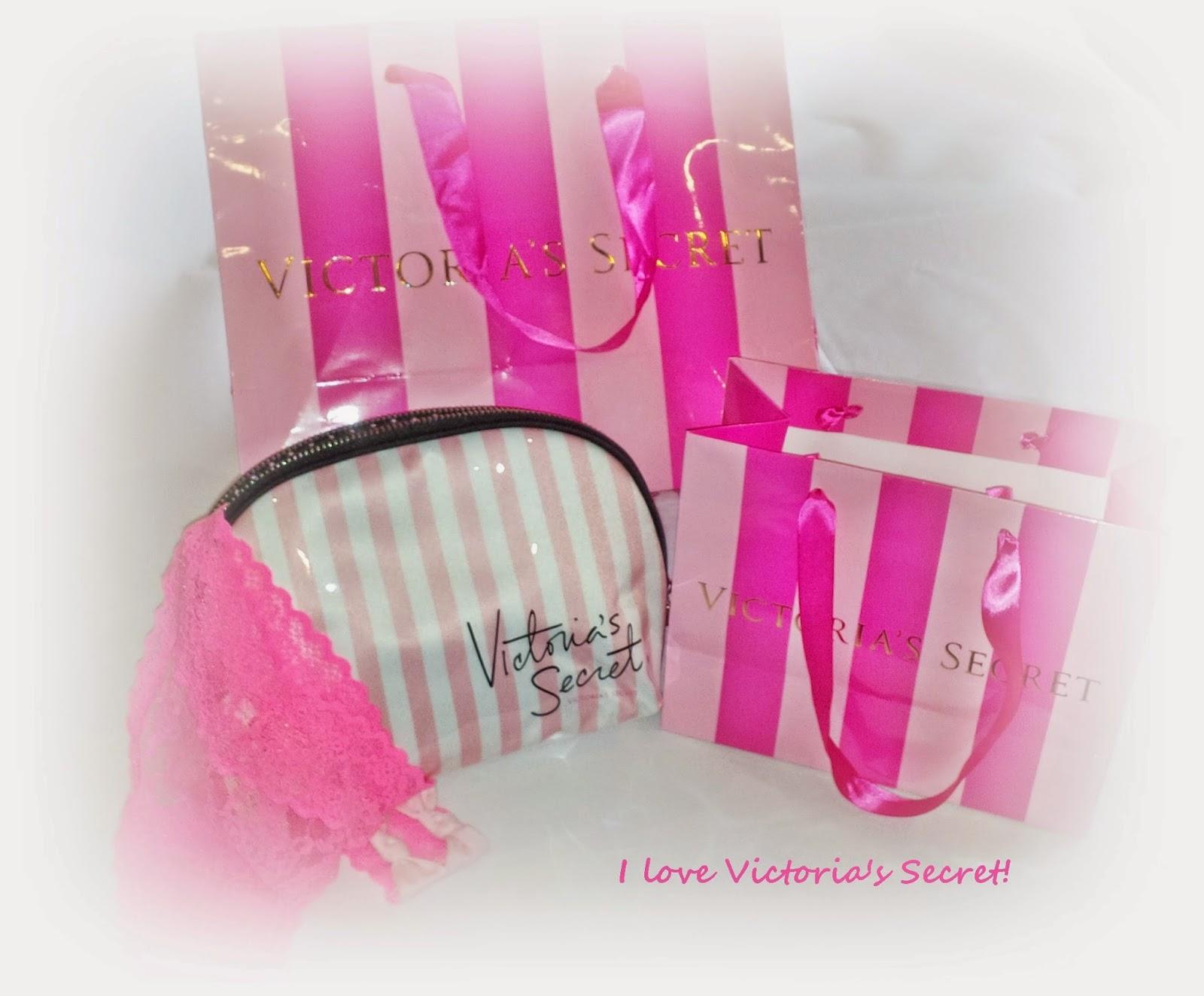 Victoria's Secret; presentes; lingerie; raviolicomqueijo