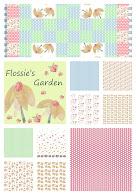 Flossie's Garden Fabric Range