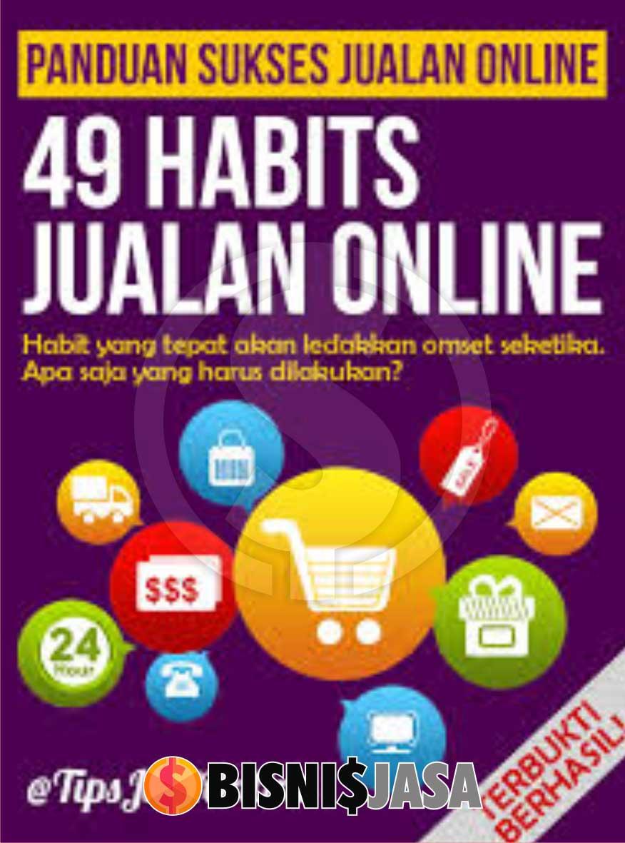 Ebook 49 Habits Jualan Online Bisnis Jasa