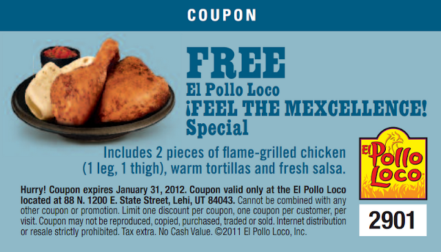 Get 13 El Pollo Loco coupon codes and promo codes at CouponBirds. Click to enjoy the latest deals and coupons of El Pollo Loco and save up to 15% when making purchase at checkout. Shop bankjack-downloadly.tk and enjoy your savings of December, now!4/5(1).
