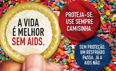 Ministério da Saúde lança campanha de prevenção às DSTs no carnaval