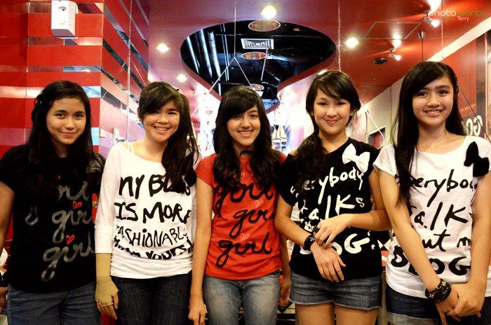 Lirik Lagu Sejuta Rasanya Blink Indonesia Girlband