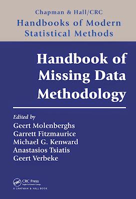Handbook of Missing Data Methodology (Chapman & Hall/CRC Handbooks of Modern Statistical Methods) - Free Ebook Download
