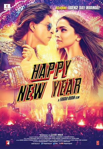 Happy New Year (2014) Movie Poster