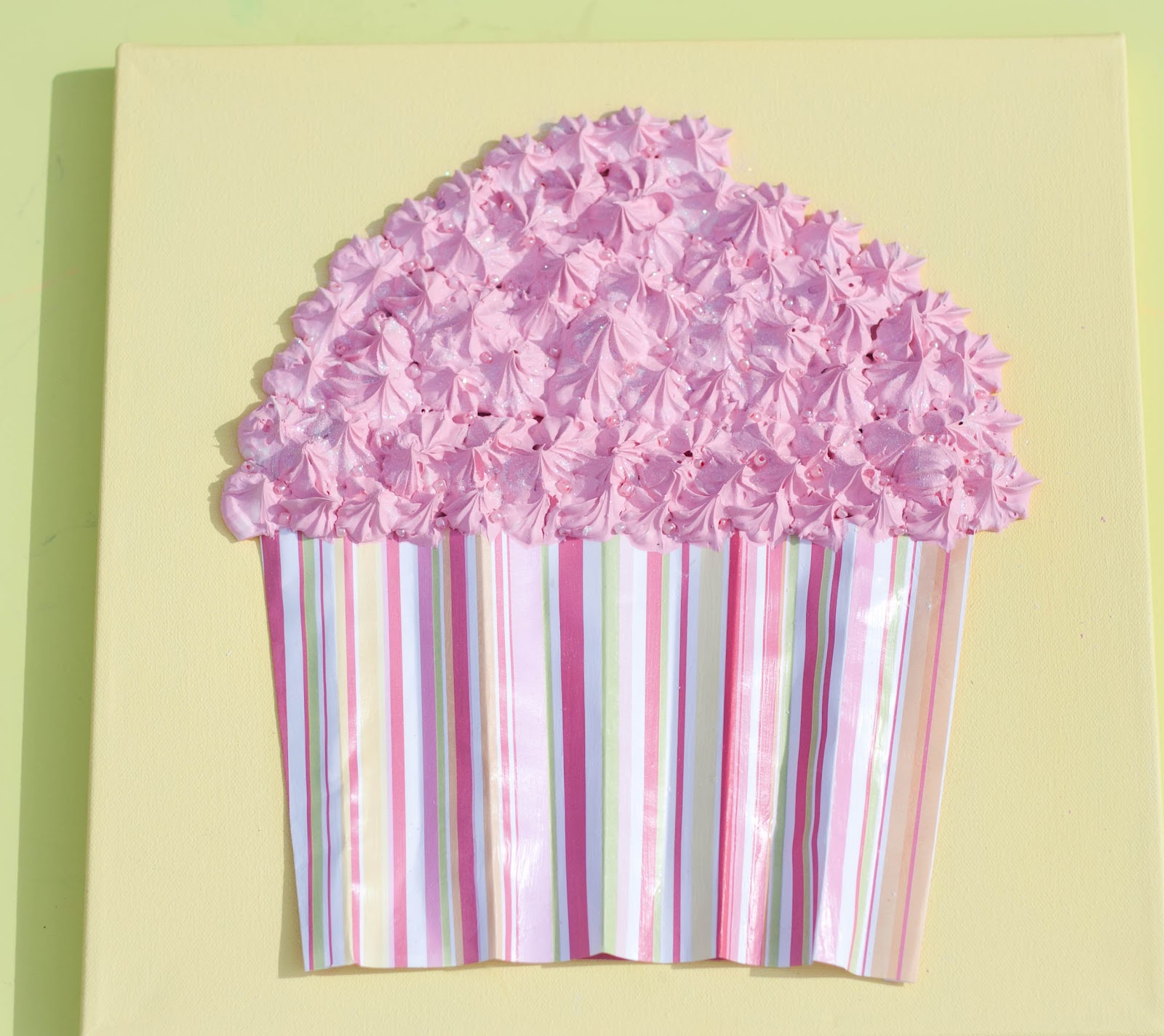Cupcake Wall Art - My Insanity