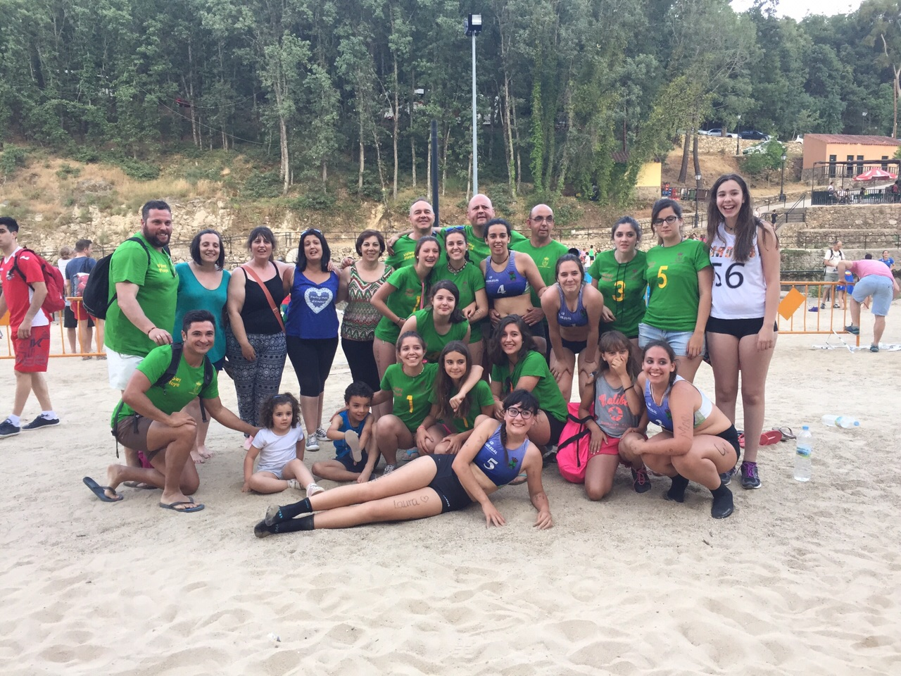 Voleibol Madrigal