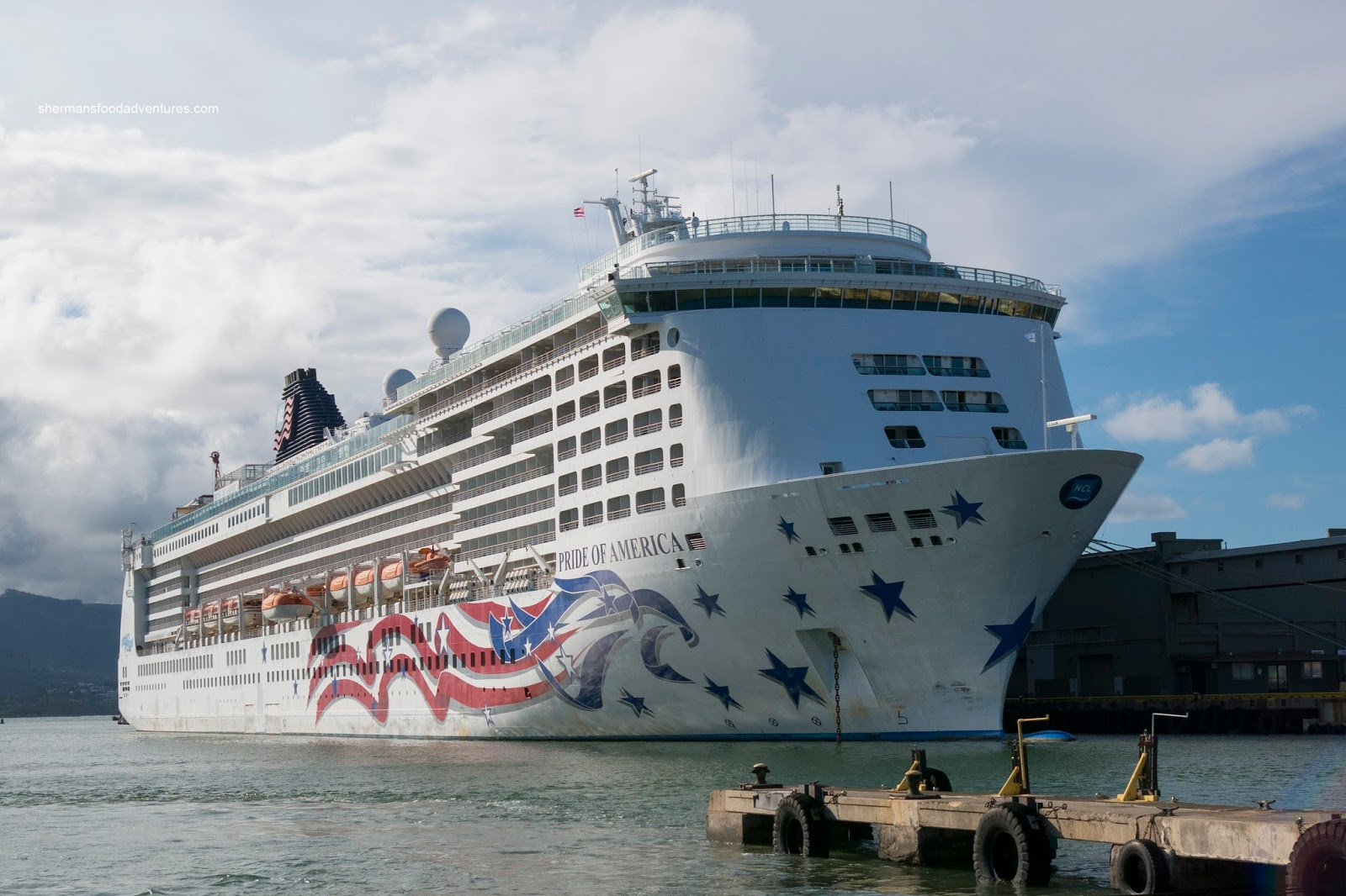 Ms pride of america norwegian cruise line - It Has Been 12 Long Years Since We Cruised With Ncl During That Time I Ve Changed Careers Had 2 Kids Been Through 3 Cars And Have Started A Blog