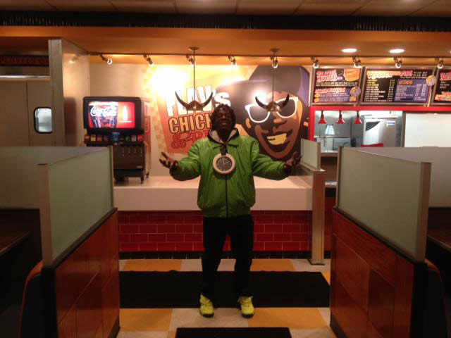 flavor flav's restaurant, chicken, evicted, payment, michigan