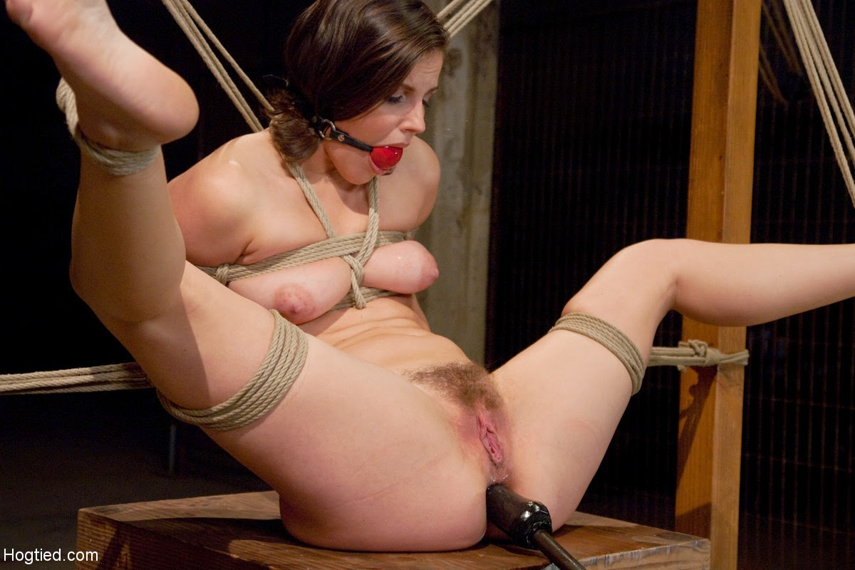 sexy woman tied up video