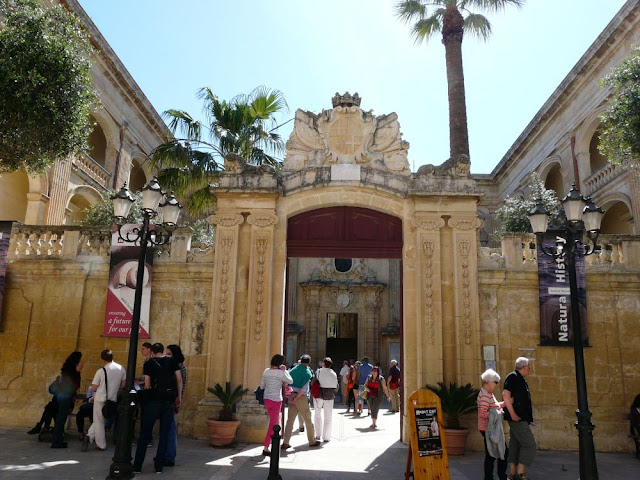 Muzeum Historii Naturalnej wMdinie