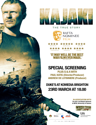 Ver Kajaki: The True Story (2014) Online
