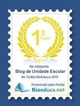 Este blog foi premiado!