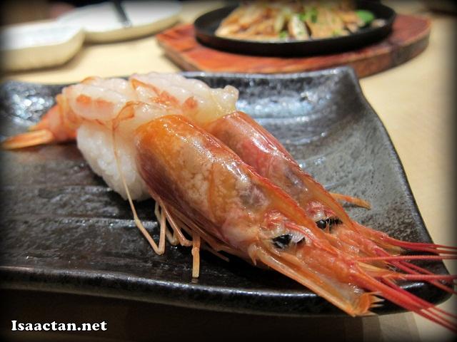 Aka Ebi Sushi - RM13.80