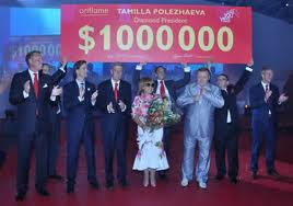 Tamilla Polezhaeva,Oriflame