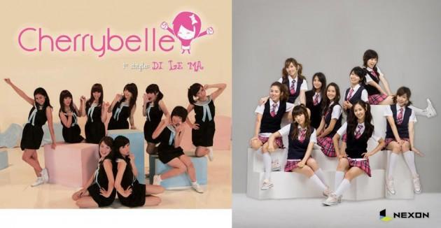 Info Boyband dan Girlband: CherryBelle PLAGIAT SNSD??