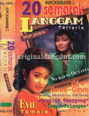20 Semarak Langgam Terlaris Pop Jawa