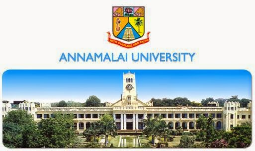 Annamalai University Distance Education B.Ed