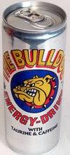 Bulldog Energy Drink Fridge