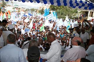 Hipólito afirma que supera ampliamente a Danilo Medina