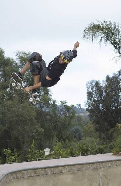 Bucky Lasek, Chris Miller, Dan Navarette, Chris Conway, Peter Hewitt, Christian Hosoi, Cab Jeff Grosso's Loveletters to skateboarding, Heaven