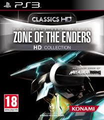 Zone of the Enders HD Collection Torrent PS3