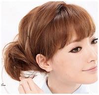 Cara mengikat rambut yang cantik