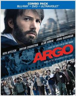 Argo (2012) Movie Poster