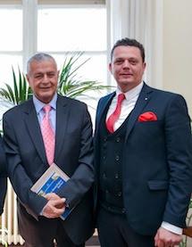 Seconda nomina a livello internazionale per l'avv. Claudio Falleti