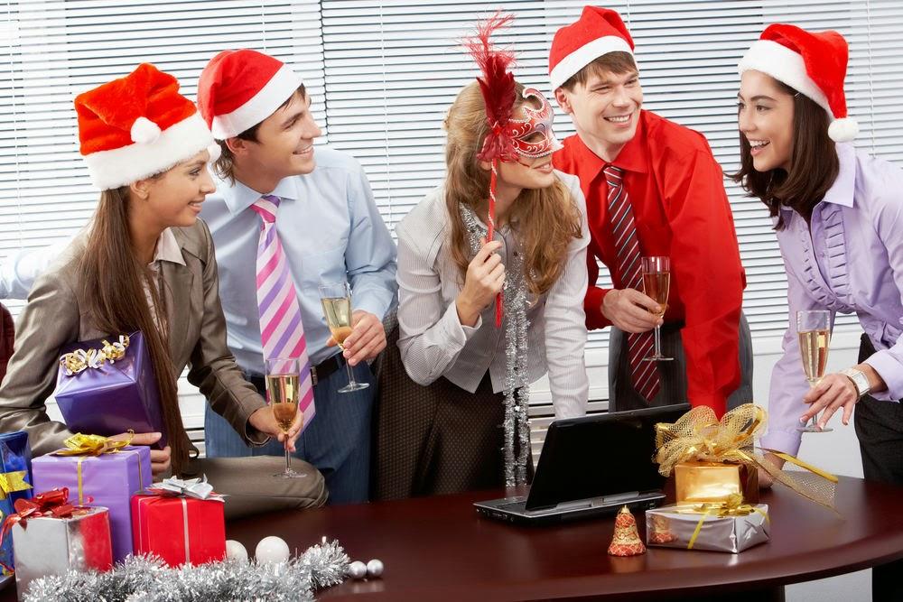 Организация корпоративного нового года 2015