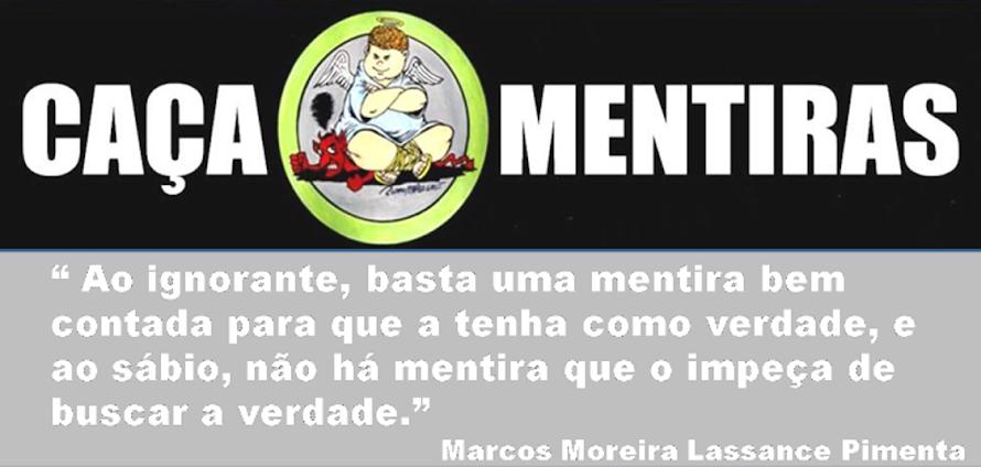 CAÇA-MENTIRAS