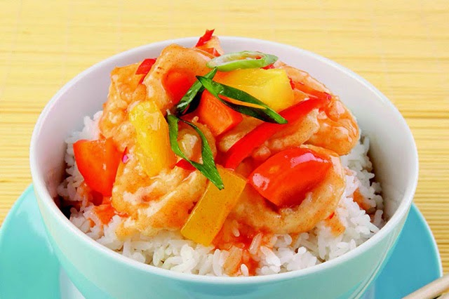 Sweet and Sour Calamares Recipe