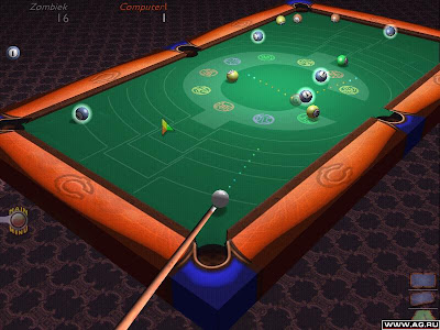 Trailer GamePlay 3D Ultra Cool Pool