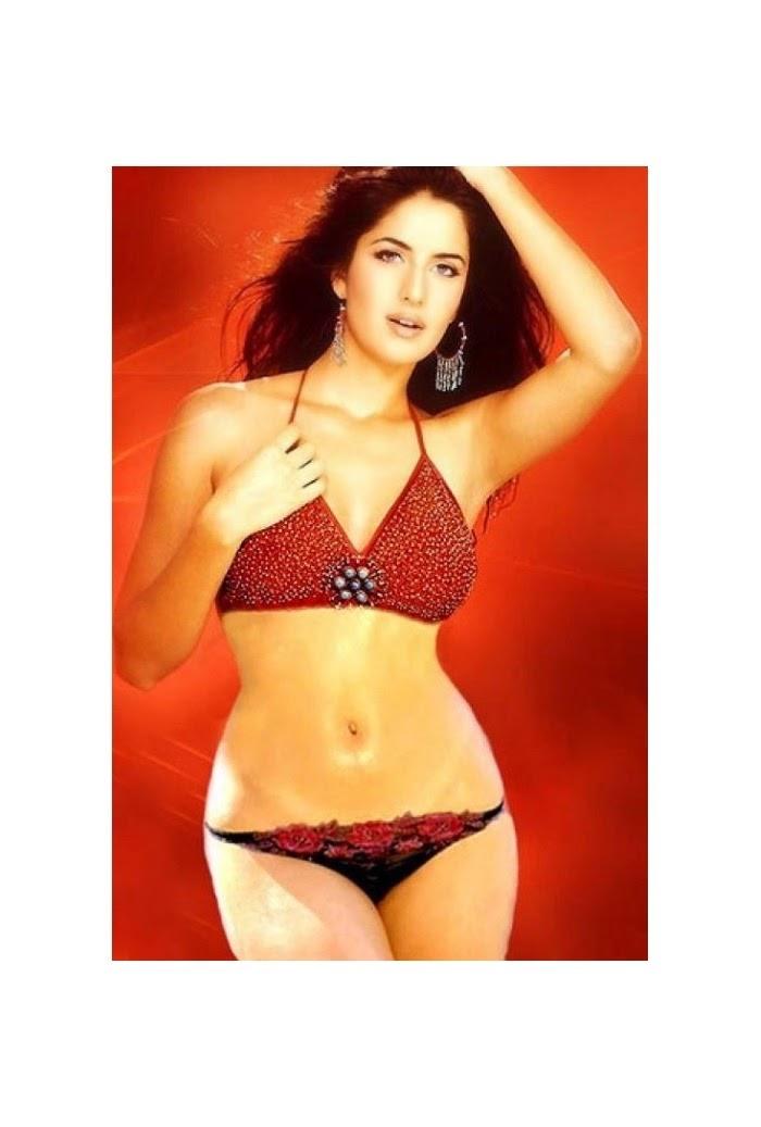 Katrina Kaif Hot & Sexy Bikini Images