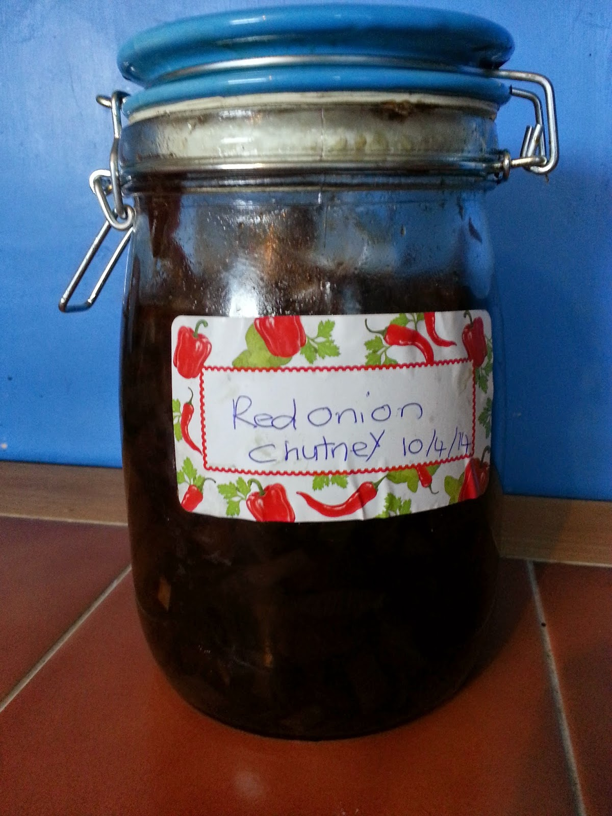 Recipe | Caramelised Red Onion Chutney