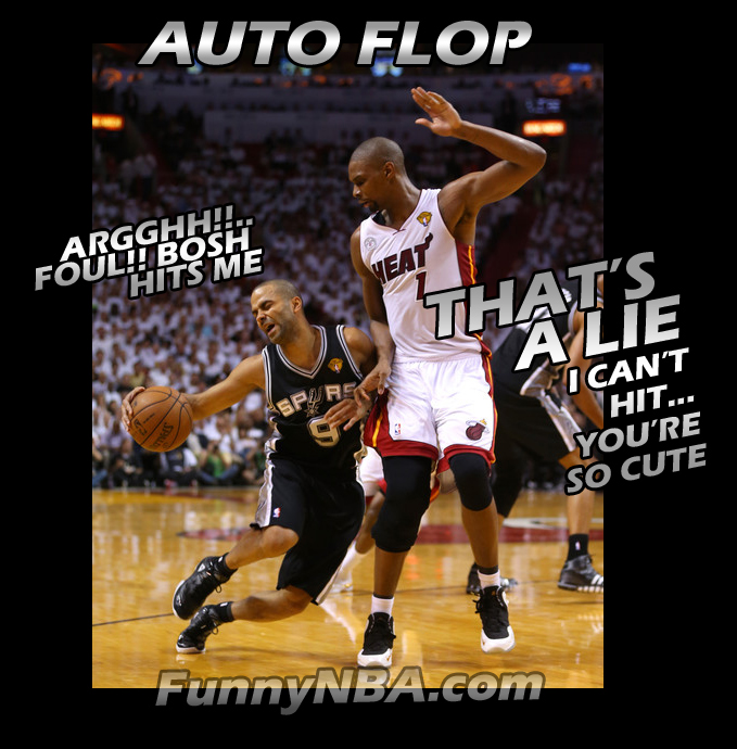 Heat vs Spurs 2013 Finals - Game 6 Funny Clips | NBA FUNNY