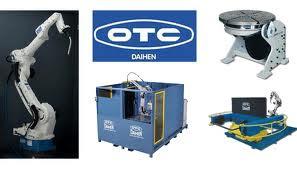 OTC DAIHEN Robotic Welding