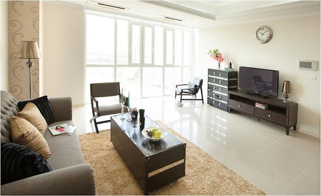 Bán căn hộ Centa Park Tân Bình 1 phòng ngủ 53 m2