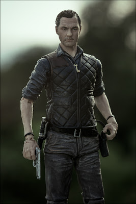 McFarlane Toys The Walking Dead (TV Series) Series 4 - The Governor Figure