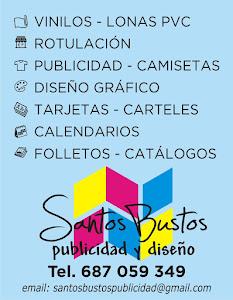 Santos Bustos Publicidad & Diseño